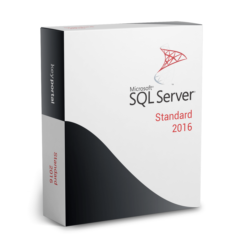SQL Server 2016 Standard