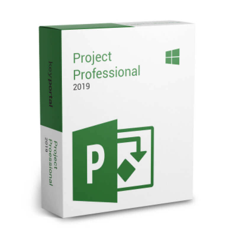 Project Professional 2019