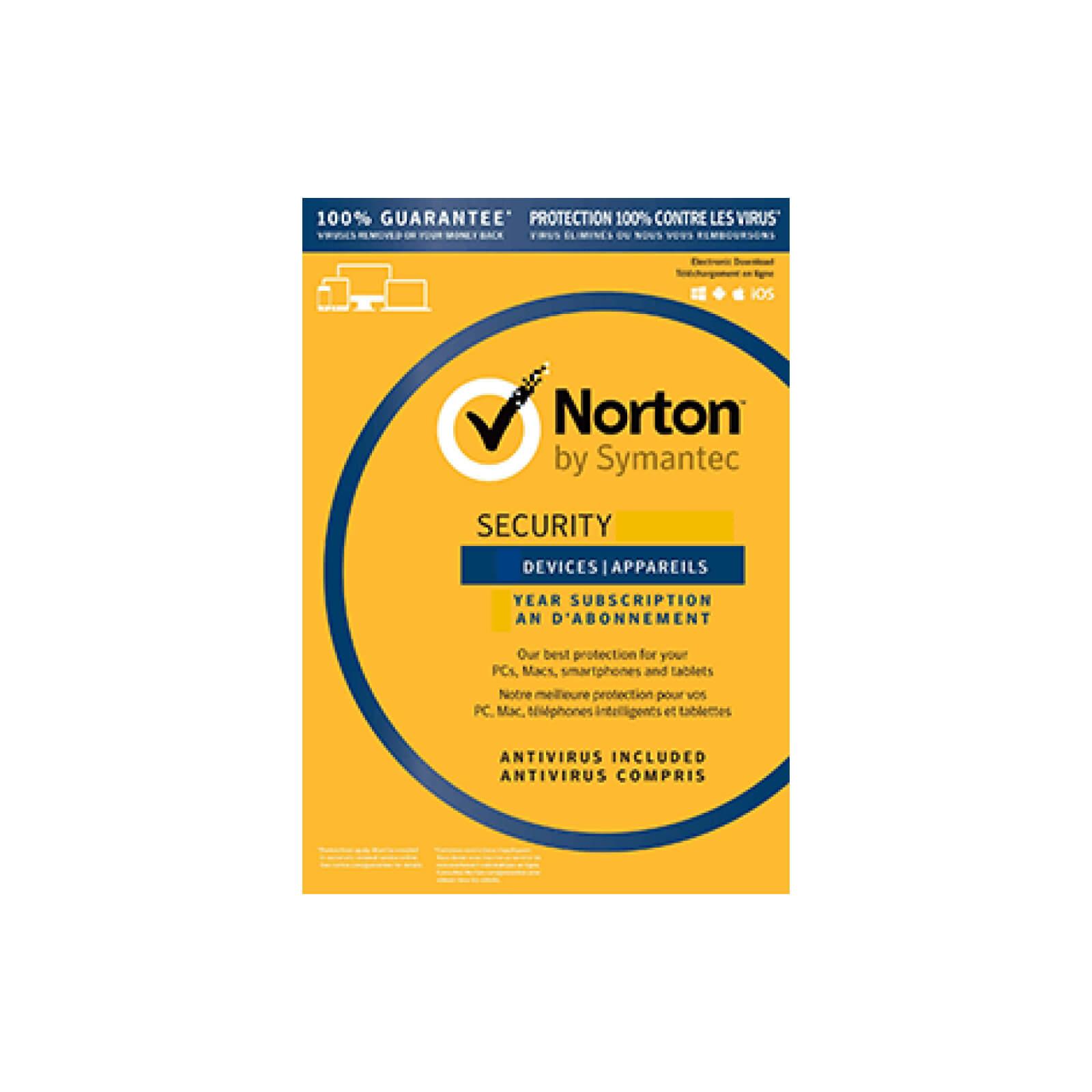 Norton (Internet) Security