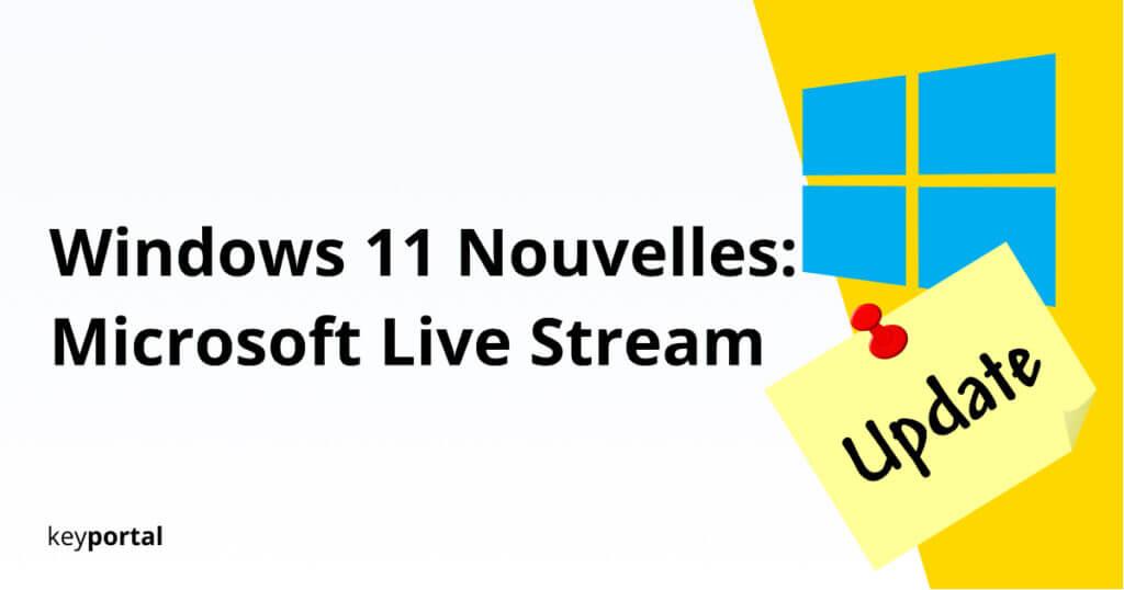 Toutes les informations sur Windows 11 résumées